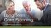 Long Term Care Planning Webinar