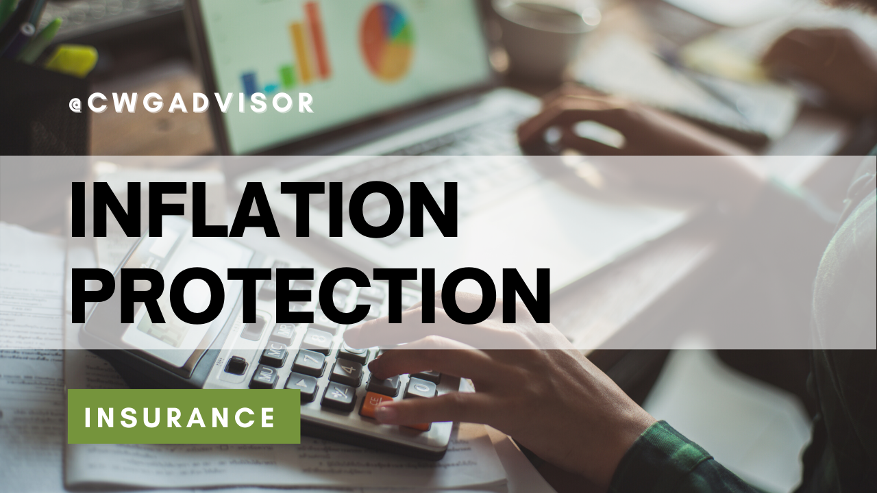 Inflation Protection Options: Insurance