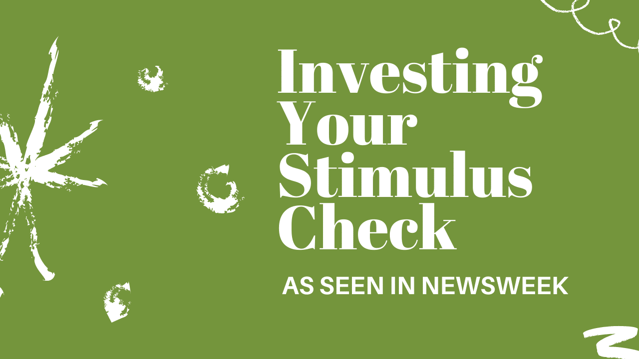 Stocks to Consider When Investing Stimulus Check
